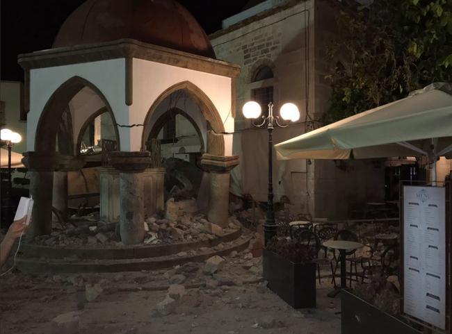kos istanköy deprem bodrum gökova son durum greece turkey earthquake
