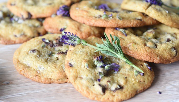 Lavantalı kurabiye malzemeleri tarifi