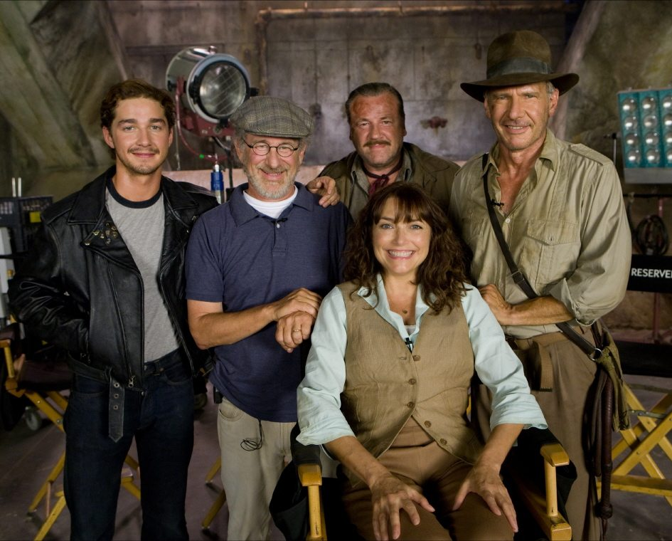 steven spielberg harrison ford indiana jones