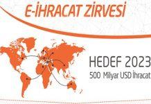 500 Milyar Dolar Hedefi e-ihracat