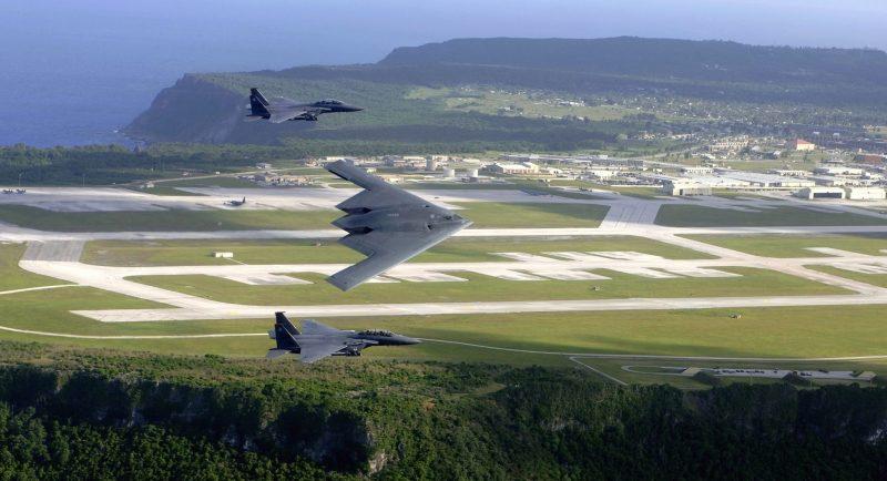 ABD Guam Askeri Üssü