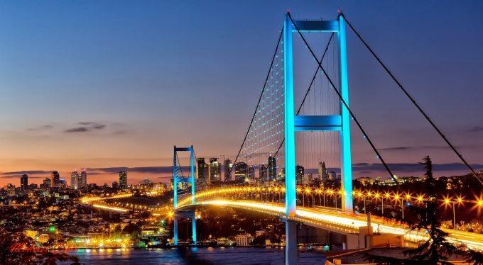 istanbul boğaz köprüsü