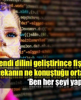 Yeni dil geliştiren yapay zeka Facebook Al'in ne konuştuğu deşifre edildi