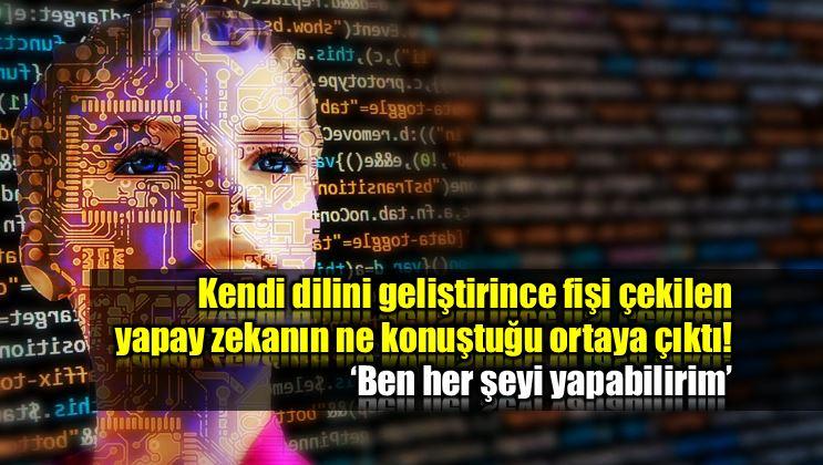 Yeni dil geliştiren yapay zeka Facebook Al ne konuştuğu deşifre edildi fair
