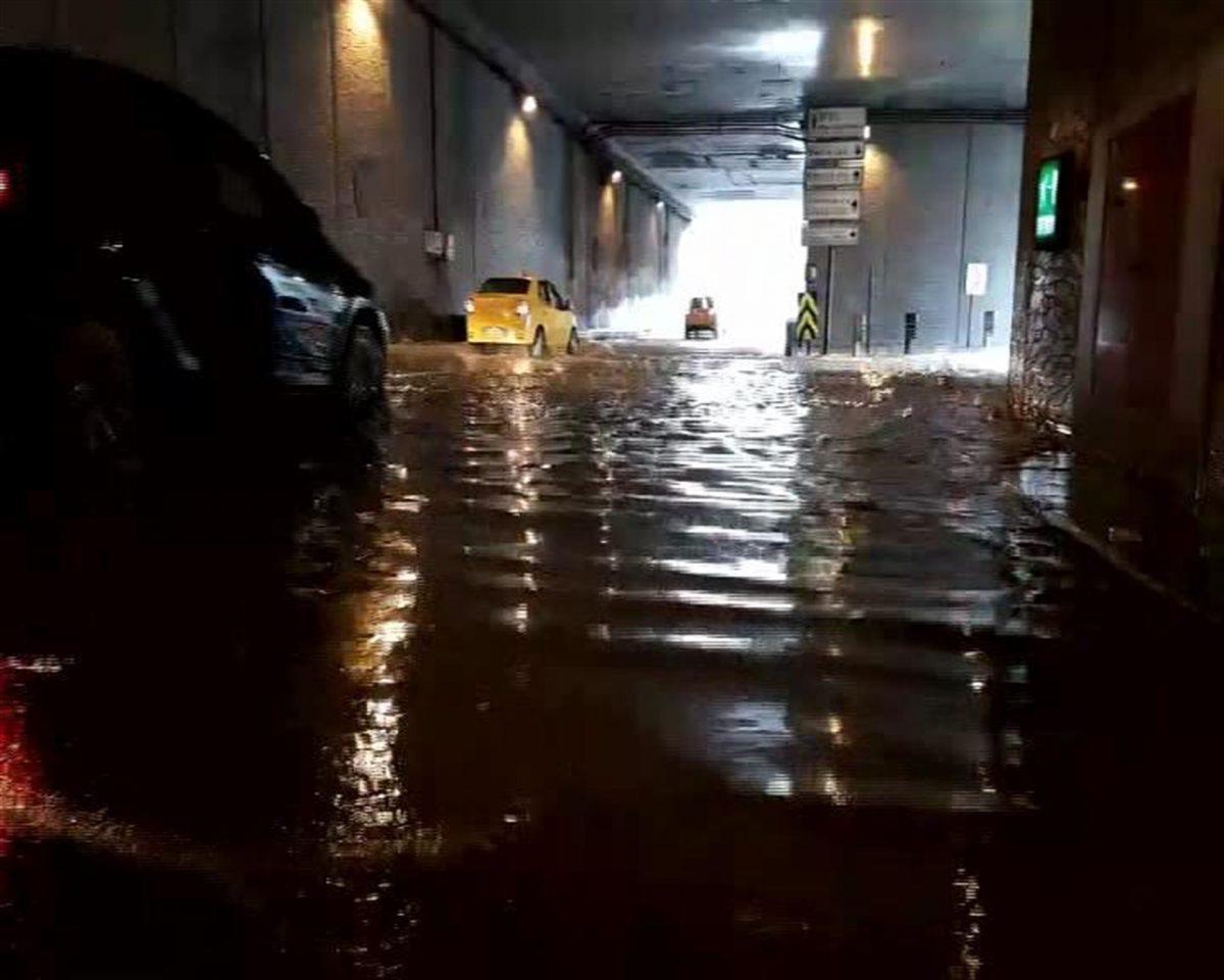 istanbul fırtına sel dolu yağmur rüzgar hortum