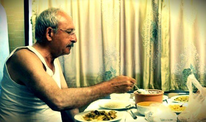 Kılıçdaroğlu atletli fotoğrafı neden rahatsız etti?
