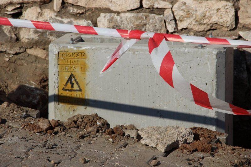 Kültür varlığı tescilli konak tahrip edildi antalya ibradı