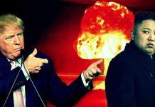 Kuzey Kore abd nükleer amerika trump