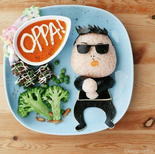 Gangnam Style PSY lee samantha
