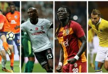 Spor Toto Süper Lig'de 3. haftanın ardından beşiktaş fenerbahçe trabzonspor başakşehir galatasaray