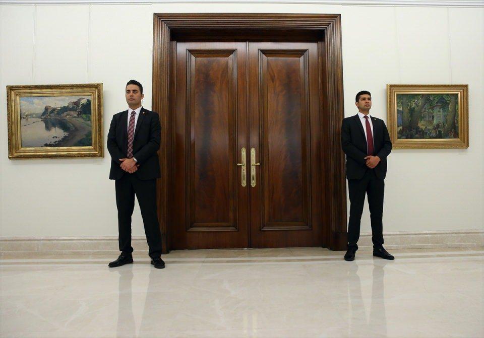 YAŞ toplantısı Çankaya Köşkü (Başbakanlık)
