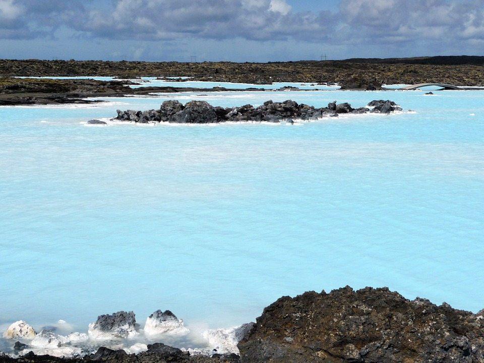 Blue Lagoon, İzlanda