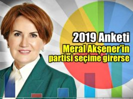 2019 seçim anketi Meral Akşener cumhurbaşkanlığı tbmm