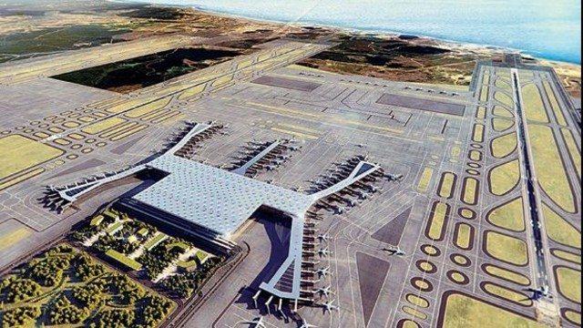 3. havalimanı üçüncü hava limanı