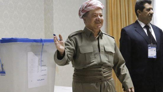 Kuzey Irak'ta referandumun ilk resmi sonuçları açıklandı