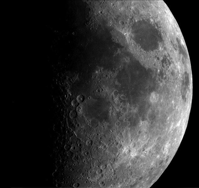 Dünya'nın uydusu Ay