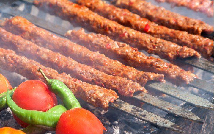 Adana kebabı kebap