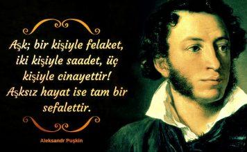 Aleksandr Puşkin kimdir Rus edebiyatı rusya sözleri şair şiirleri