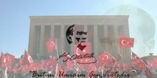 Atatürksüz müfredat istemiyoruz kampanyası hızla büyüyor