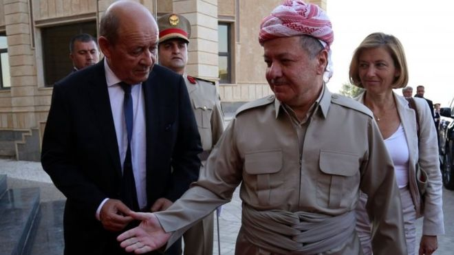 Barzani referandumdan vazgeçme şartını açıkladı