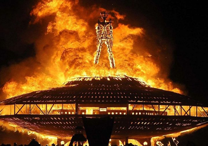 Burning Man: Hippie geleneğini devam ettiren festival tomorrowland