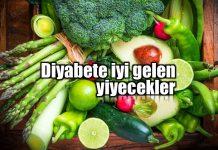 Diyabet için beslenme önerileri: Diyabete iyi gelen yiyecekler
