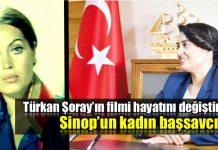 Duygu Bayar: Türkiye'nin tek kadın başsavcısı