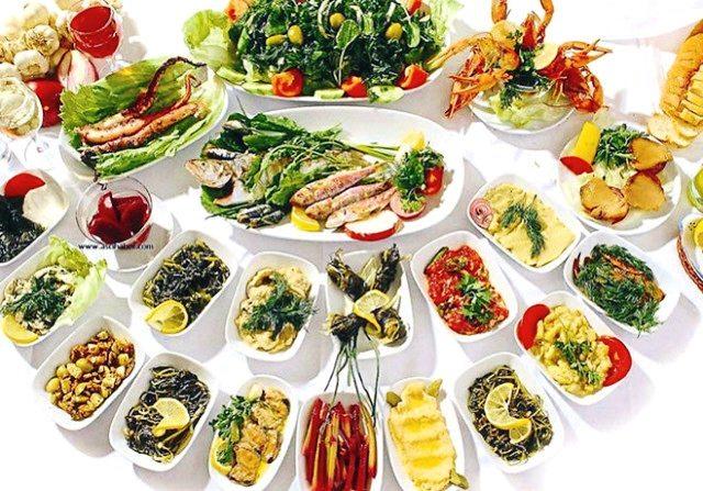 ege mutfağı yemekleri