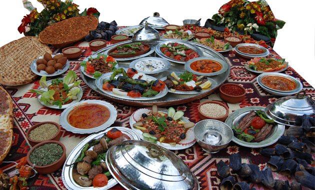 Meşhur Gaziantep yemekleri
