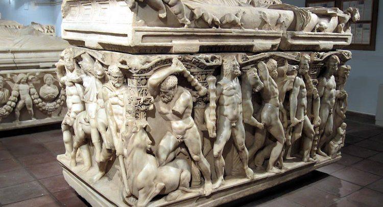 Herakles Lahdi Antalya Müzesi
