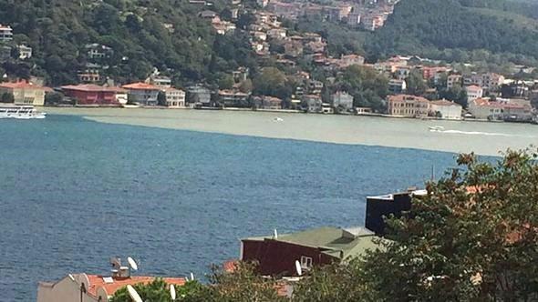 İstanbul Boğazı çamur deprem habercisi mi anadolu hisarı