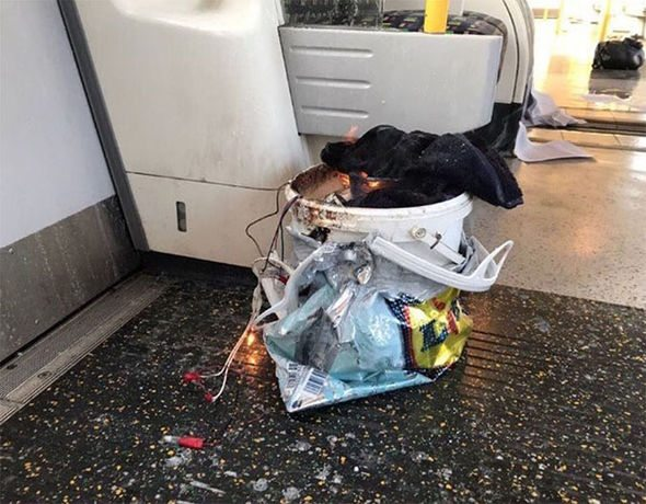 london tube explosion londra metro patlaması