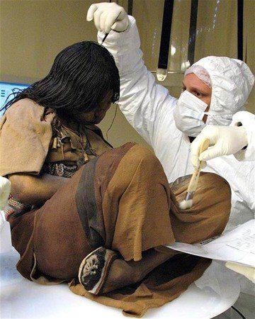 maiden mummy mumya inka arjantin