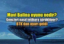 Mavi Balina oyunu nedir? Nasıl öldürüyor?