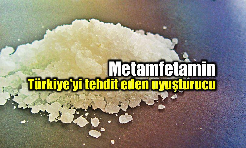 Metamfetamin nedir? kristal met meth etkileri