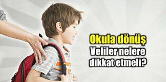 Okula uyum: Veliler nelere dikkat etmeli?