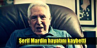 Şerif Mardin 90 yaşında hayatını kaybetti şerif mardin kimdir