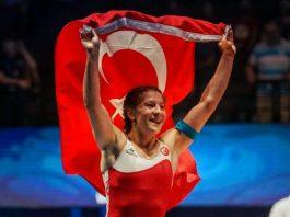 dünya güreş şampiyonu yasemin adar Kadınlar ve güç sporları üzerine