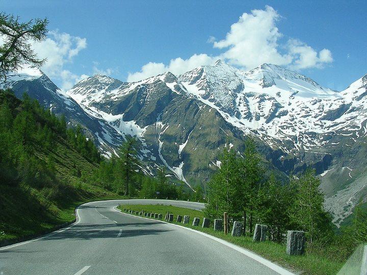 Avusturya - Grossglockner Alp Yolu