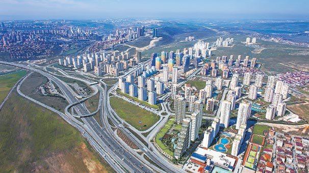 Bahçeşehir Ispartakule konut sektörü yatırım