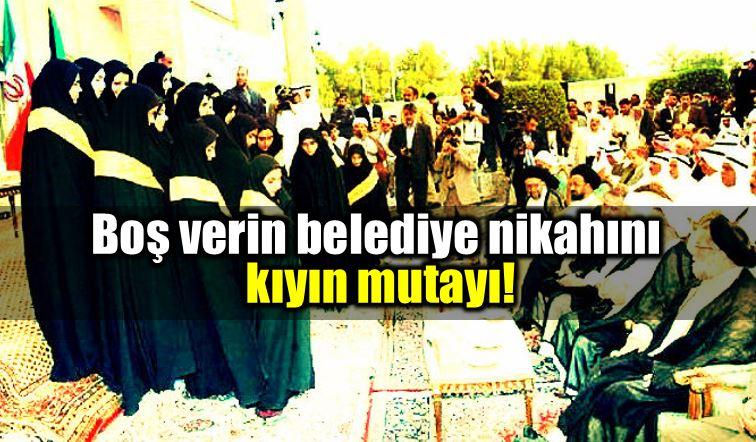 müftü nikahı imam nikahı muta nikahı kadın