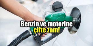 Benzin ve motorine yine zam geliyor!