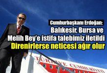 Erdoğan Melih Gökçek şok çıkış
