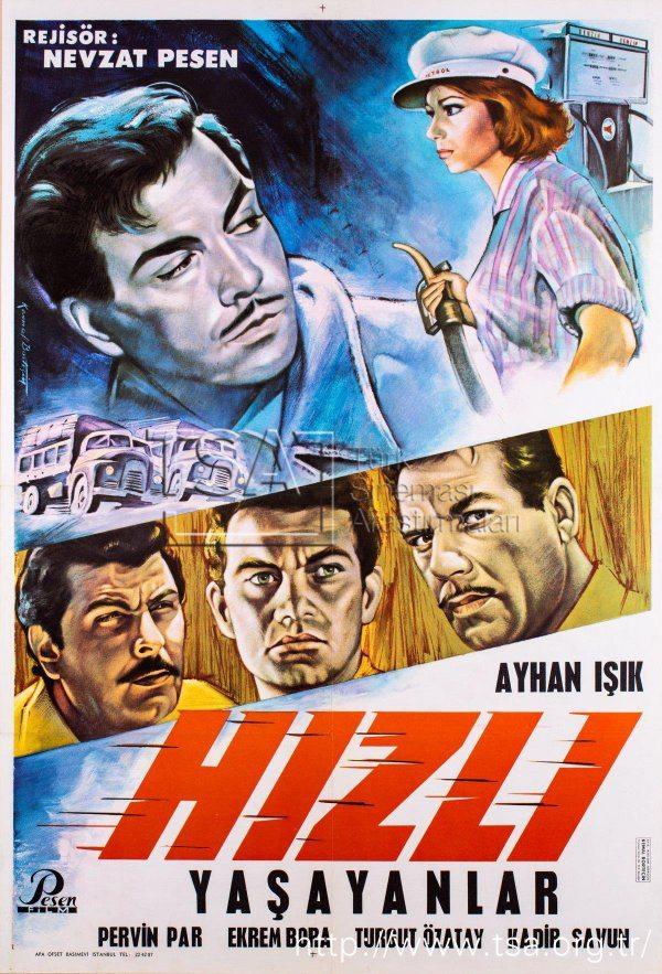 hızlı yaşayanlar 1964 film sinema