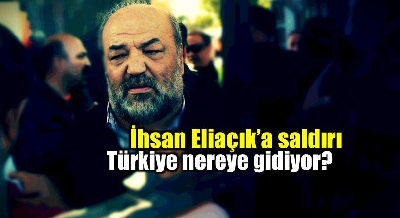 İhsan Eliaçık'a Yapılan Saldırının Mesajı Kime?