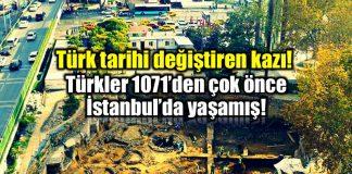 Türk tarihini değiştirecek arkeolojik kazı