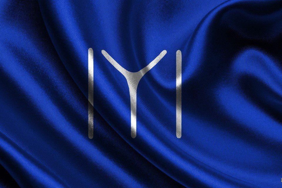 İYİ Parti IYI bayrağı ile bağlantısı: iyi parti logo sembolizmi