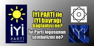İYİ Parti'nin IYI bayrağı ile bağlantısı: Logo sembolizmi