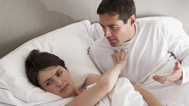 Kadınlarda muhtemel cinsel isteksizlik sebepleri