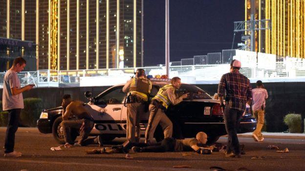 Las Vegas'ta müzik festivaline saldırı: 2 ölü ve çok sayıda yaralı var